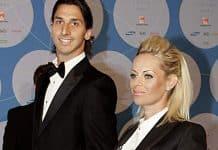Qui est la femme de Zlatan Ibrahimovic