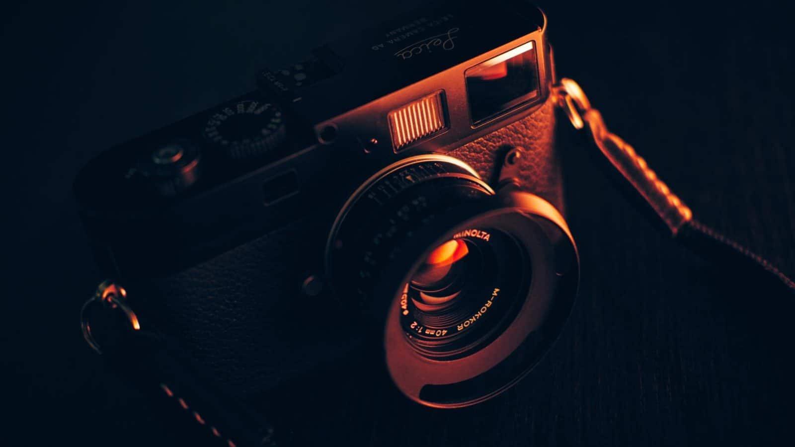 Comment choisir l'appareil photo professionnel correctement?