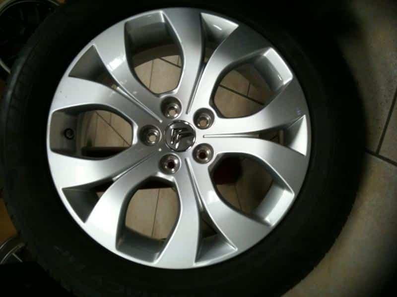pneus Citroen C5